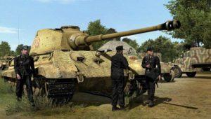 "Iron Front: Liberation 1944 – Trailer ""Fanteria"""