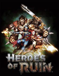 Heroes of Ruin in uscita a Giugno?