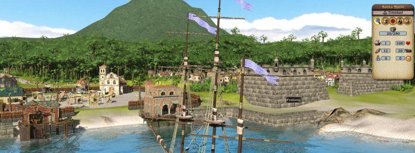 Port Royale 3 distribuito da Koch Media!