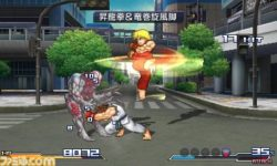 Online il trailer di debutto di Project X Zone