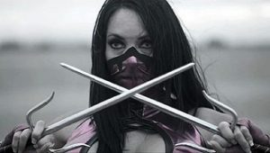 Mortal Kombat PSVita: Mileena Live Action Trailer