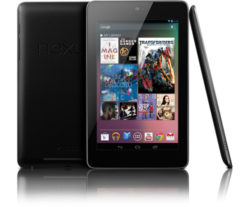 Google presenta il Nexus 7