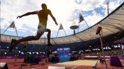 Salto dello scaffale per il gioco ufficiale delle Olimpiadi di Londra 2012!