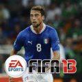 Claudio Marchisio è il nuovo Pack Talent di FIFA 13