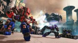 Le battaglie online di Transformers: La Caduta di Cybertron in video!