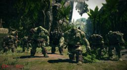 Nuovi screenshots per Of Orcs and Men
