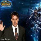Sam Raimi abbandona la regia del film di World of Warcraft