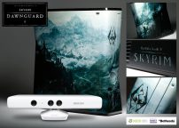 Un bundle marchiato Skyrim!