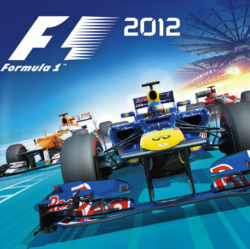 Attack the track…F1 2012 Demo