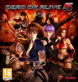 Data d'uscita e demo di Dead or Alive 5 per PS Vita