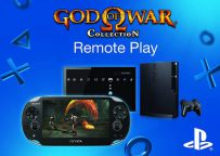 God of War Ico/Shadow of The Colossus in streaming su Ps Vita