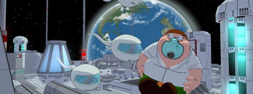 Nuovi screenshots per I Griffin: Ritorno al Multiverso