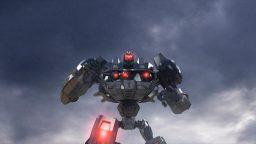 Transformers che combattono sotto casa?