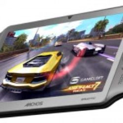 Archos GamePad: il gaming tablet con due stick grossi così…