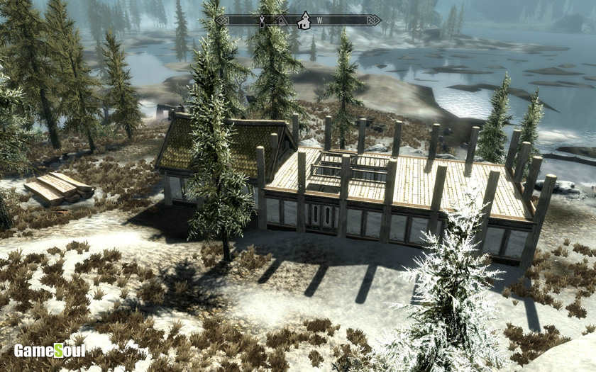 how to build a house in skyrim hearthfire