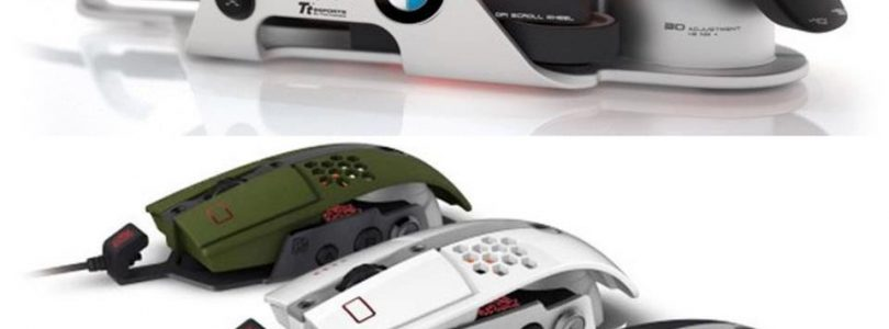 Un nuovo mouse da pro-gamer targato BMW!