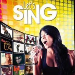 Rivelata la playlist di Let's Sing