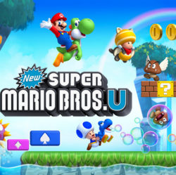 New Super Mario Bros U – Multiplayer Trailer!