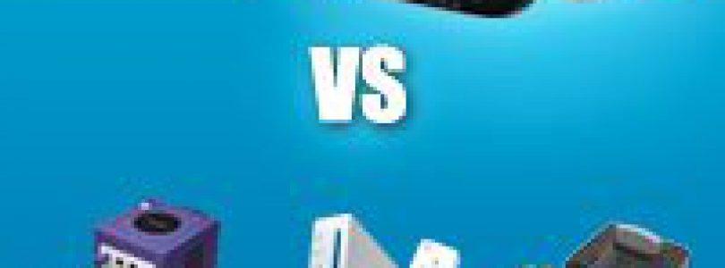 Line-Up di lancio Wii U: confronto con il passato!