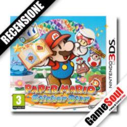 Paper Mario Stickers Star – La Recensione