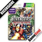 Marvel Avengers Battaglia per la Terra – La Recensione