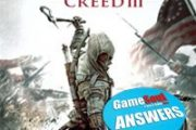 Assassin's Creed III – GameSoul Answers