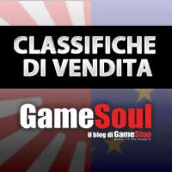 Classifiche di vendita dal 9 al 15 Dicembre 2012