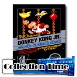 Collection Time – Donkey Kong Jr.