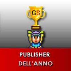 Publisher dell'anno – GameSoul Awards