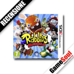 Rabbids Rumble – La Recensione