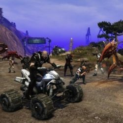 La mastodontica co-op di Defiance in video