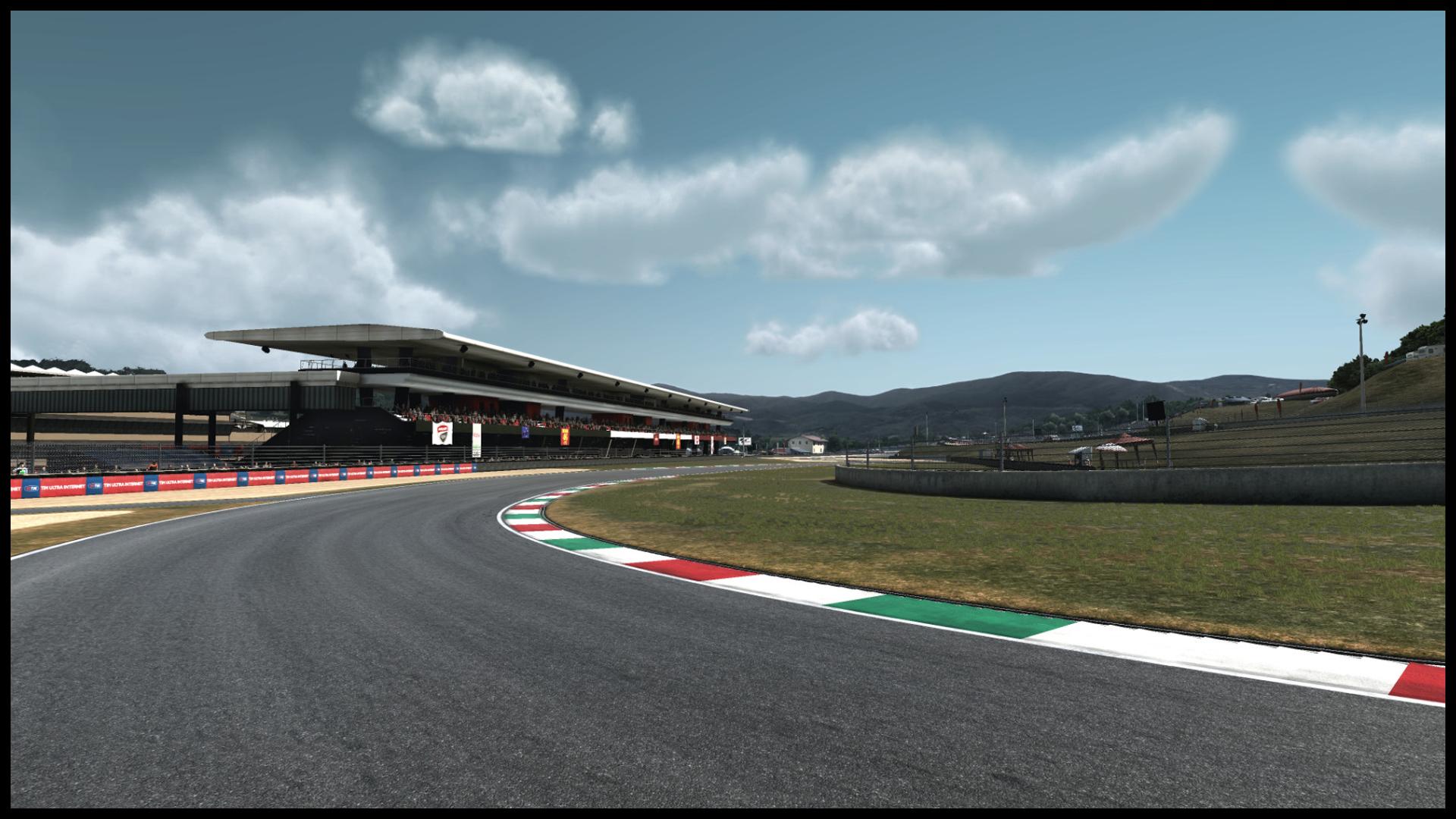 Circuito Del Mugello : Motogp 2013: milestone svela il mugello gamesoul.it