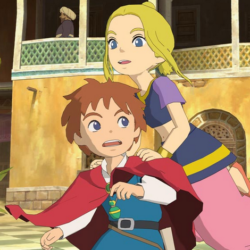 Ni no Kuni è finalmente disponibile nei negozi!