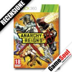 Anarchy Reigns – La Recensione