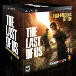 Post-Pandemic Edition per The Last of Us [ONLY USA]