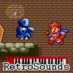 Retro Sounds: Legend Of Hero Tonma (Arcade)