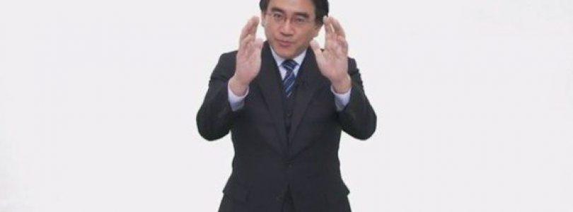 Nintendo Direct, Iwata dropped the bomb