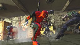 Screenshots e Concept Art per Deadpool