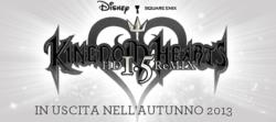Ecco l'opening di Kingdom Hearts HD 1.5 ReMIX