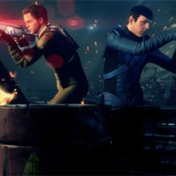 Star Trek: Making of della modalità Co-op
