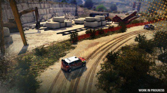 WRC Powerslide – Acropolis Rally in video e screenshot