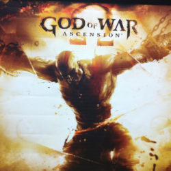 God of War: Ascension invade GameStop a Roma!
