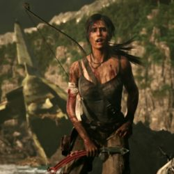 Tomb Raider è ancora al comando delle classifiche UK