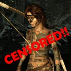 """La nuova """"Nude Lara"""". Un bug spoglia la sopravvissuta"""