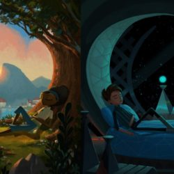 Broken Age – Teaser Trailer