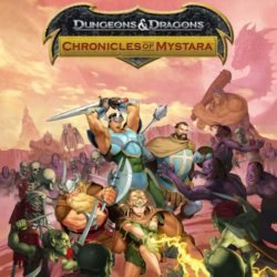 Dungeons & Dragons: Chronicles of Mystara…