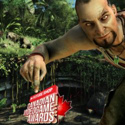 Far Cry 3 fa manbassa ai Canadian Videogame Awards