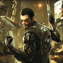 Deus Ex: The Fall citato da Eidos Montréal su Twitter