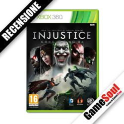 Injustice: Gods Among Us – La Recensione