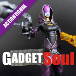 GadgetSoul: Tali'Zorah vas Normandy – Mass Effect 3